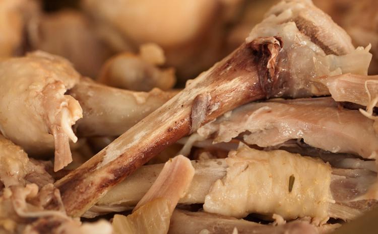 Куриные кости