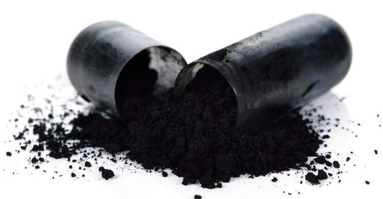 Порошок активированный уголь