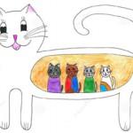 Беременность у кошек: сколько длится и как проходит?