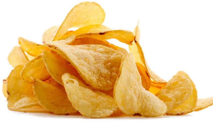 Аппетитные чипсы